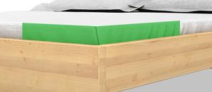 9d0da3c8be Massivholzmöbel   Bett Elin   online kaufen