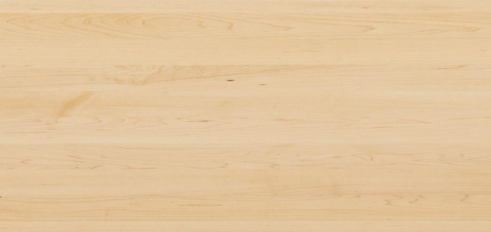 Massivholz Ahorn für Massivholzmöbel