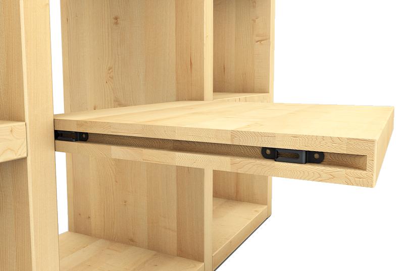 massivholzm bel selbstaufbau online kaufen. Black Bedroom Furniture Sets. Home Design Ideas