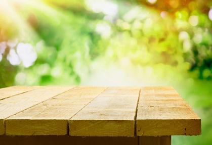Massivholzmöbel Tisch Natur