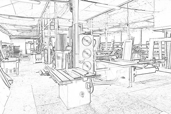 Unsere Werkstatt
