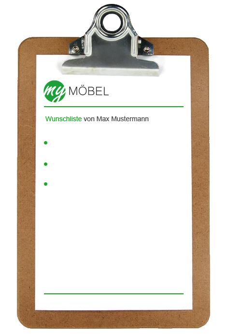 Wunschliste der Massivholzmöbel
