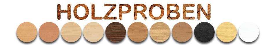Holzproben