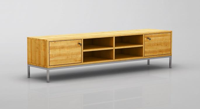 Massivholz Sideboard Amber