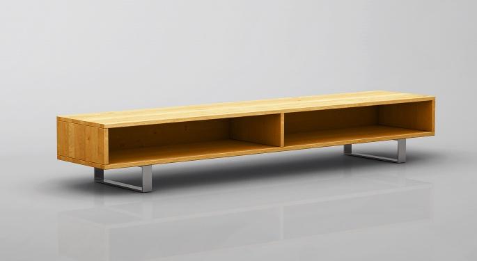 Massivholz Sideboard Liv