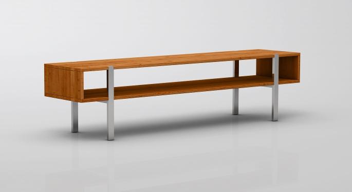 Massivholz Sideboard Sorel