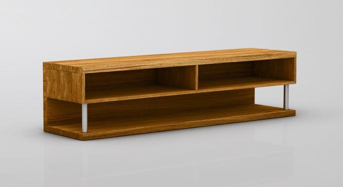 Massivholz Sideboard Avril