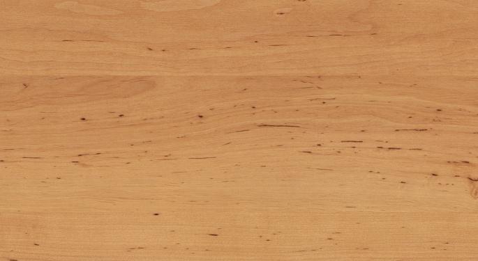 Massivholz Erle